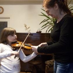 Pouk violine